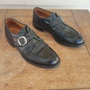 Allen Edmonds Cornell Monk Strap Shoes